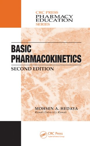 Basic Pharmacokinetics 2D  2nd 2012 (Revised) 9781439850732 Front Cover