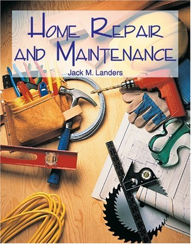 Home Repair and Maintenance  3rd 1996 edition cover