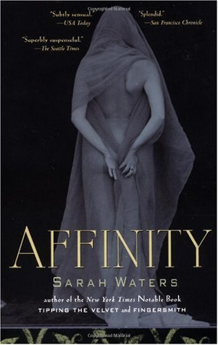 Affinity   1999 (Reprint) edition cover