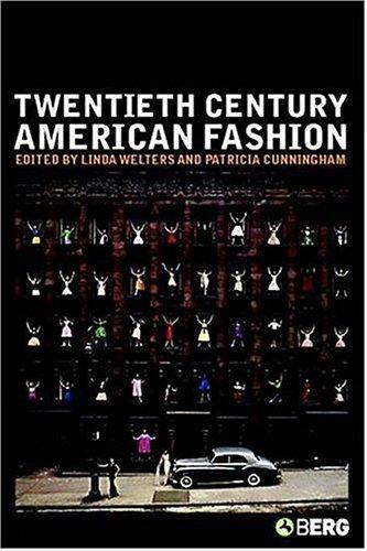 Twentieth-Century American Fashion   2005 edition cover