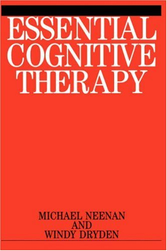 Essential Cognitive Therapy   2000 edition cover