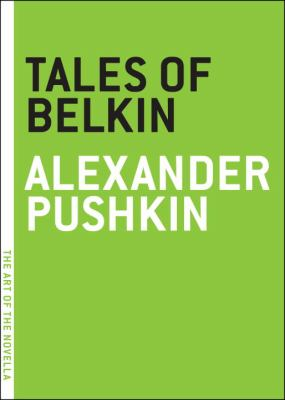 Tales of Belkin   2009 9781933633732 Front Cover