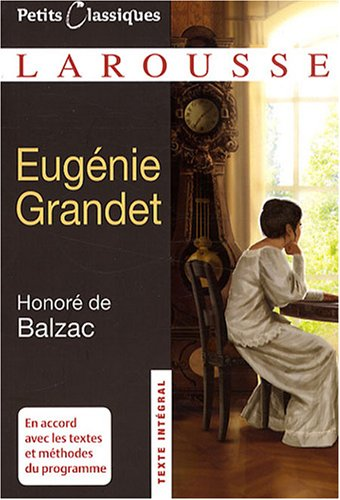 EUGENIE GRANDET N/A edition cover