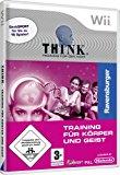 THINK® Logik Trainer - Training für Körper und Geist Nintendo Wii artwork