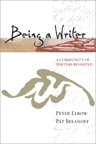 Being a Writer A Community of Writers Revisited  2003 edition cover