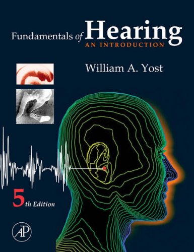 Fundamentals of Hearing An Introduction 5th 2006 edition cover