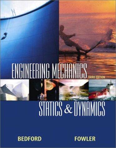 Engineering Mechanics Statics and Dynamics 3rd 2002 edition cover