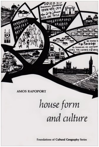 House Form and Culture  1st 1969 edition cover