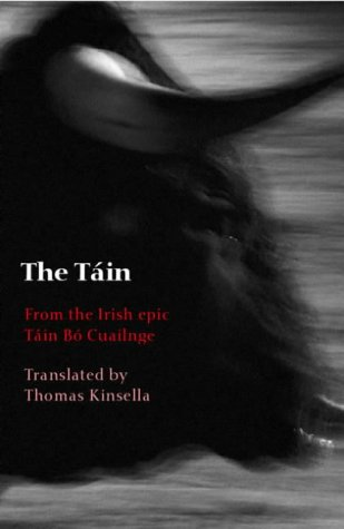 T�in From the Irish Epic T�in B� Cuailnge  2002 edition cover