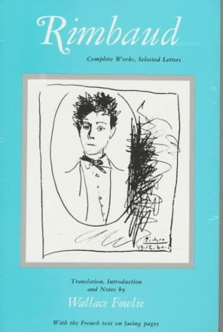 Rimbaud Complete Works, Selected Letters  1975 (Reprint) edition cover