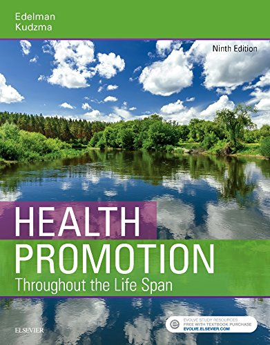 Health Promotion Throughout the Life Span:   2017 9780323416733 Front Cover