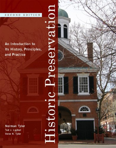 Historic Preservation An Introduction to Its History, Principles, and Practice 2nd 2009 edition cover