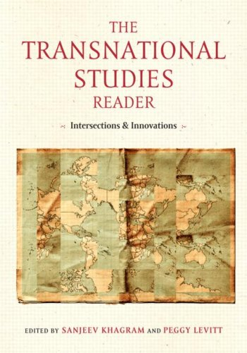 Transnational Studies Reader Intersections and Innovations  2008 edition cover
