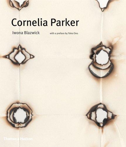 Cornelia Parker   2013 9780500093733 Front Cover