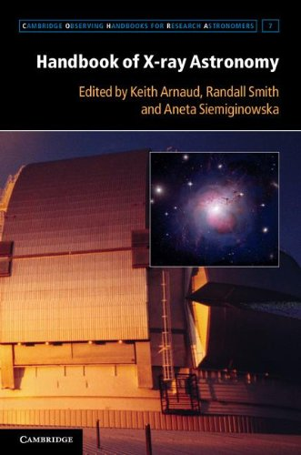 Handbook of X-ray Astronomy   2011 9780521883733 Front Cover