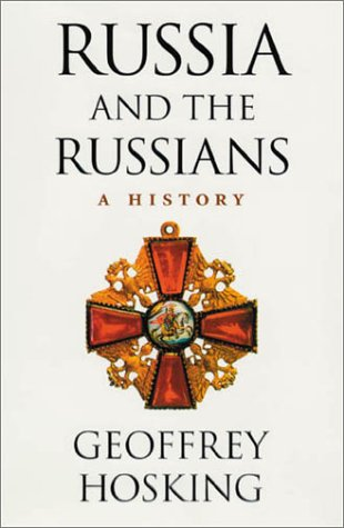 Russia and the Russians   2001 edition cover