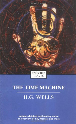 Time Machine   2004 edition cover