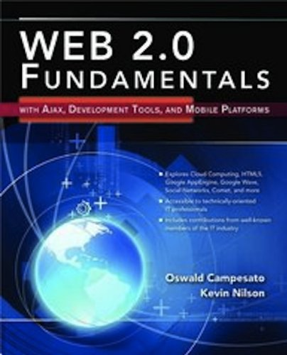 Web 2. 0 Fundamentals With Ajax, Development Tools, and Mobile Platforms  2011 (Revised) 9780763779733 Front Cover