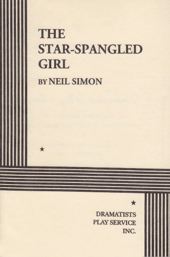 Star-Spangled Girl  N/A edition cover