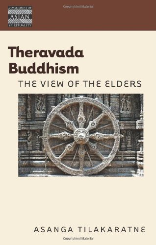 Theravada Buddhism The View of the Elders  2012 9780824836733 Front Cover