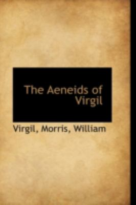 Aeneids of Virgil  N/A 9781113184733 Front Cover