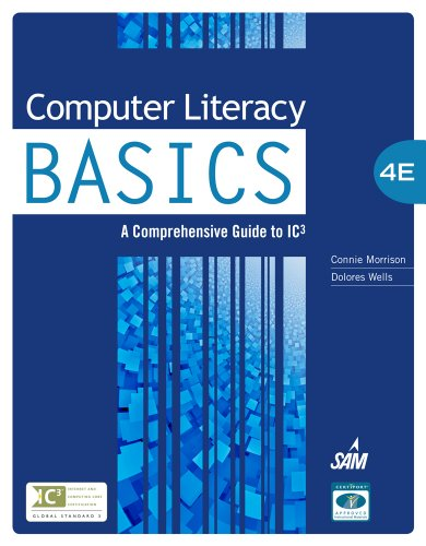 Computer Literacy BASICS  4th 2013 9781133629733 Front Cover