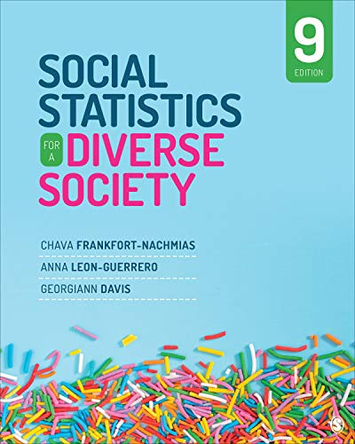 Cover art for Social Statistics for a Diverse Society, 9th Edition