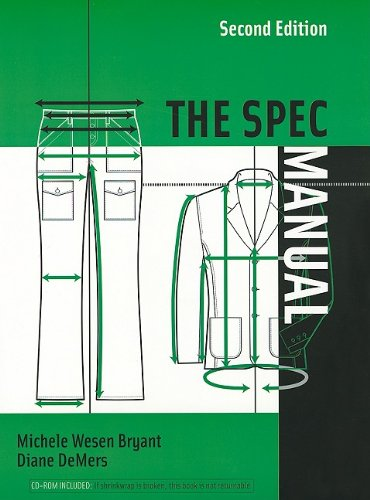 Spec Manual 2nd Edition  2nd 2005 edition cover