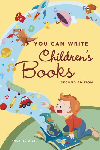 You Can Write Children's Books  2nd 2009 edition cover