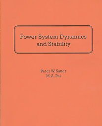 Power System Dynamics and Stability N/A edition cover