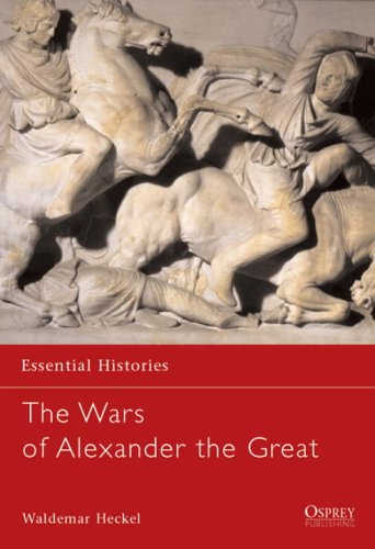 Wars of Alexander the Great 336-323 BC  2002 edition cover