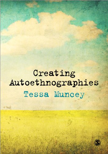 Creating Autoethnographies   2010 edition cover