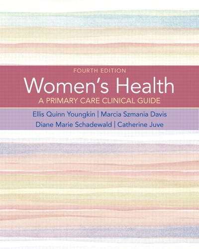 Women's Health A Primary Care Clinical Guide 4th 2013 edition cover