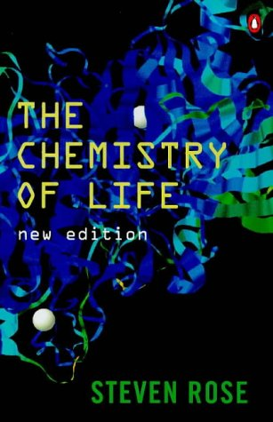 Chemistry of Life  4th 1999 9780140272734 Front Cover