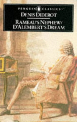Rameau's Nephew and D'Alembert's Dream   1966 edition cover