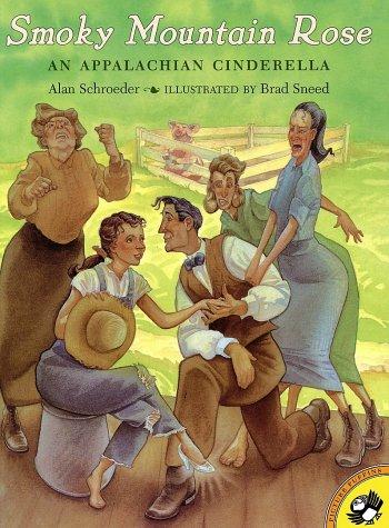 Smoky Mountain Rose An Appalachian Cinderella N/A edition cover