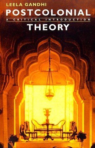 Postcolonial Theory A Critical Introduction N/A edition cover