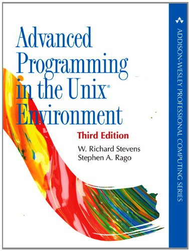 Advanced Programming in the UNIX Environment  3rd 2013 9780321637734 Front Cover