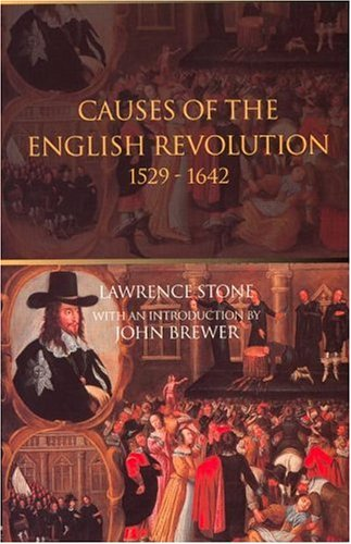 Causes of the English Revolution 1529-1642  2nd 2001 (Revised) edition cover