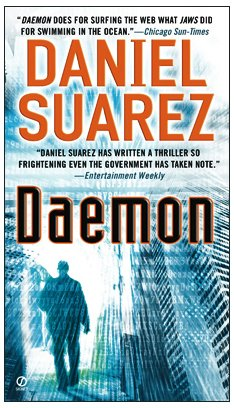 Daemon  N/A edition cover