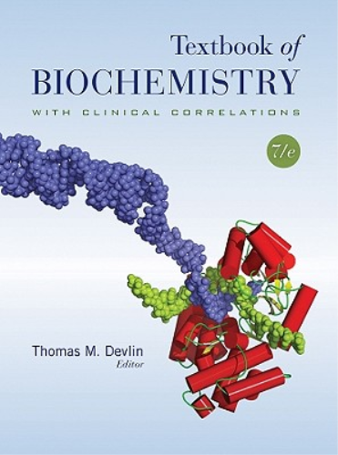 Textbook of Biochemistry with Clinical Correlations  7th 2010 9780470281734 Front Cover