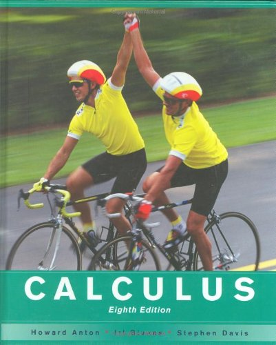 Calculus Late Transcendentals Combined 8th 2005 (Revised) edition cover