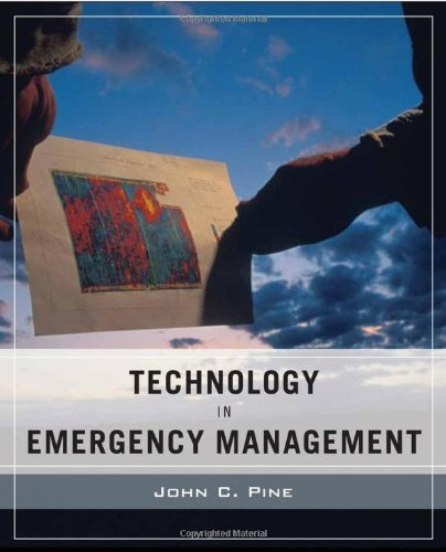 Technology in Emergency Management   2007 edition cover
