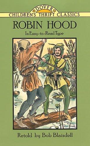 Robin Hood   1994 edition cover