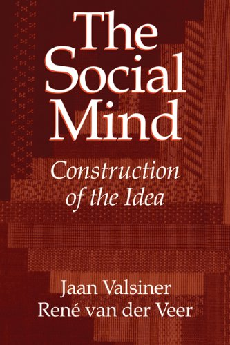 Social Mind Construction of the Idea  2000 9780521589734 Front Cover
