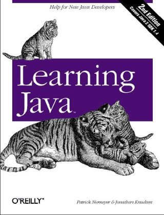 Learning Java  3rd 2005 (Revised) edition cover