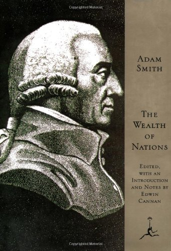 Wealth of Nations   1994 edition cover