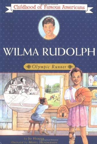 Wilma Rudolph Olympic Runner  2004 edition cover