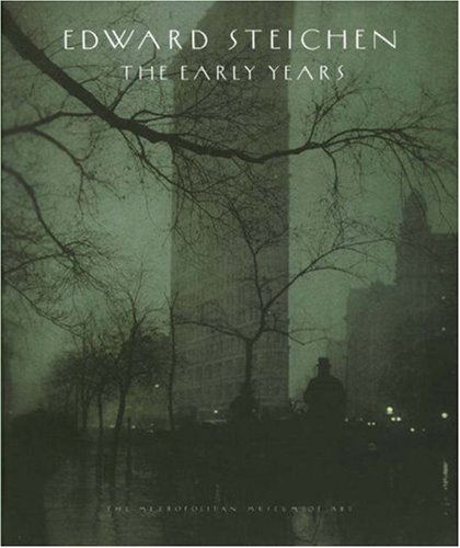 Edward Steichen - The Early Years   1999 edition cover