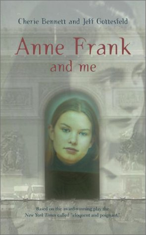 Anne Frank and Me   2001 edition cover